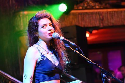 TWM lead singer